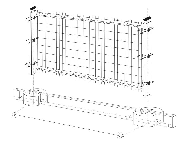 panel_ogrodzeniowy